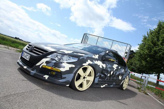 Kbr Motorsport Volkswagen Cc S W A T
