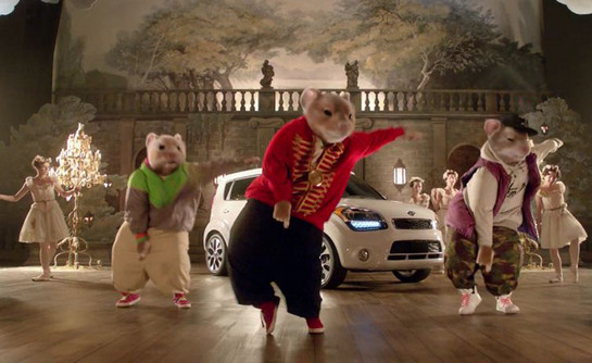 2013 Kia Soul Hamster Commercial Released Kia Hamsters ad
