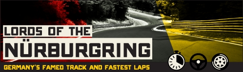 Nurburgring Lap Times Top at Nürburgring Tourist's Survival Guide