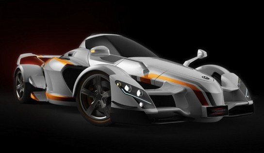 tramontana xtr at 876 hp Tramontana XTR In The Works