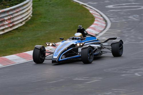 1liter ford 2 at 1.0 Liter Formula Ford Sets Nurburgring Record