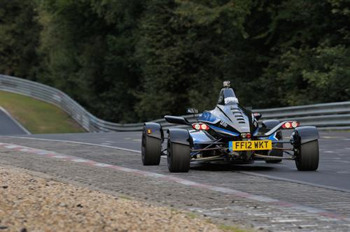 1liter ford 3 at 1.0 Liter Formula Ford Sets Nurburgring Record