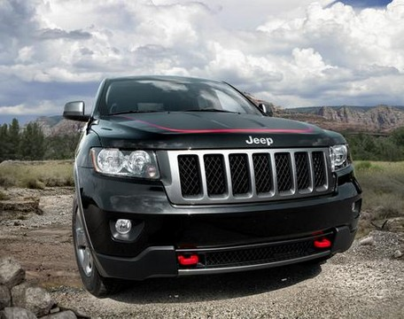 official 2013 jeep grand cherokee trailhawk. Black Bedroom Furniture Sets. Home Design Ideas