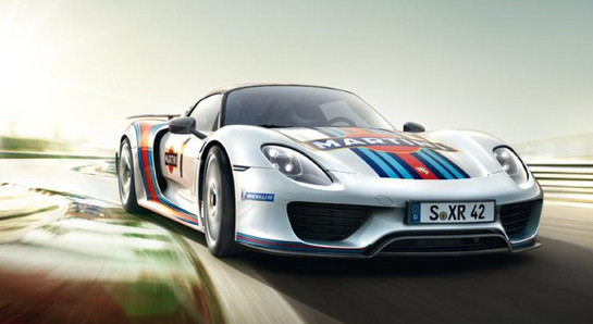 918 Spyder 1 at Porsche 918 Spyder: New Pictures and Video