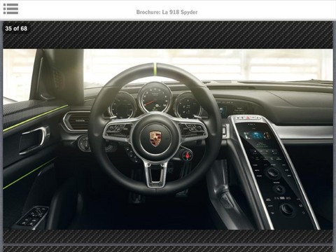 918 Spyder 10 at Porsche 918 Spyder: New Pictures and Video