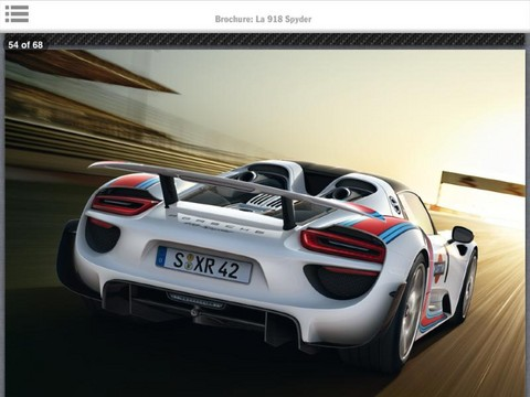 918 Spyder 6 at Porsche 918 Spyder: New Pictures and Video