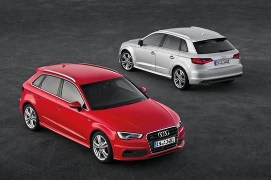2013 Audi A3 Premium
