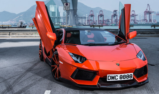 DMC Lamborghini Aventador LP900 Revealed In Full DMC Aventador LP900 0