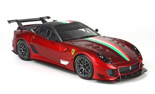 Ferrari 599xx Die Cast Model Cars By Bbr Models
