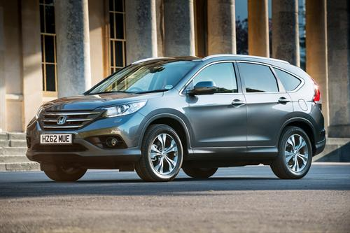 2013 honda cr v uk pricing and specs. Black Bedroom Furniture Sets. Home Design Ideas