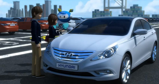 Hyundai Motor Factory Tour Take An Animated Tour Of Hyundai Motor Factory