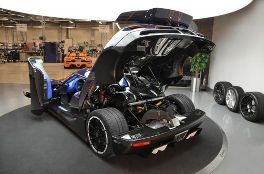 Koenigsegg BLT 3 Tailor Made Koenigsegg Agera R BLT Revealed
