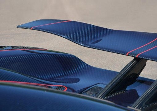 Koenigsegg BLT 5 Tailor Made Koenigsegg Agera R BLT Revealed