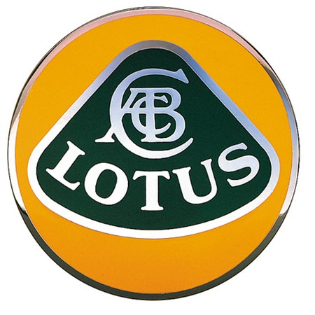 LOTUS logo at Lotus History and Photo Gallery