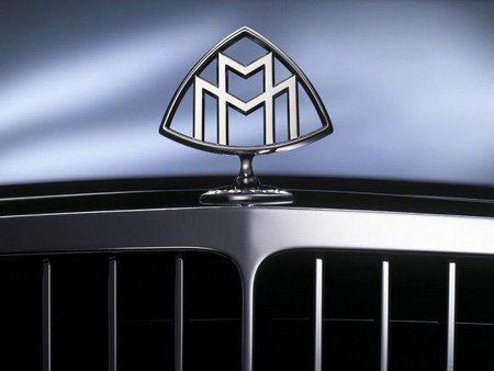 MAYBACH logo at Maybach History & Photo Gallery