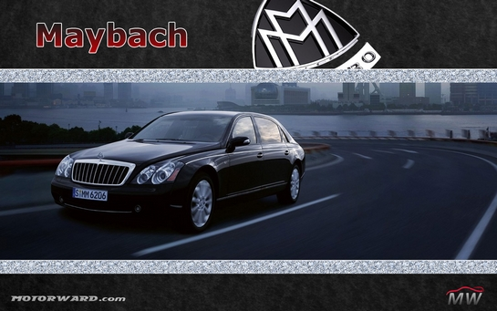Maybach 545x341 at Maybach History & Photo Gallery