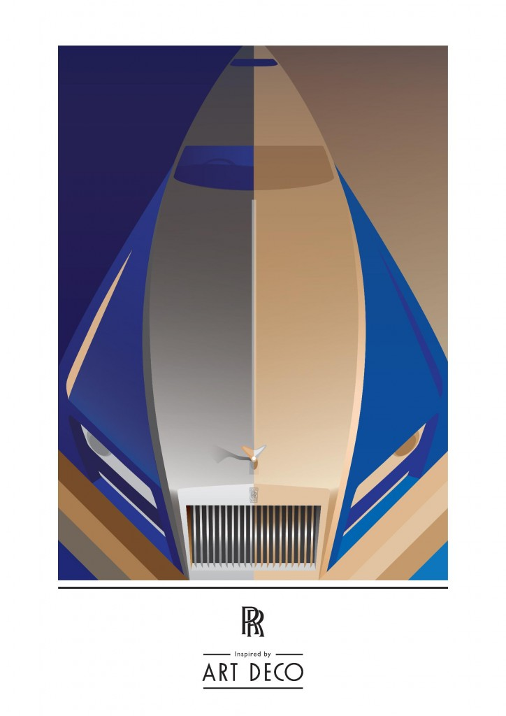 Rolls Royce Art deco 1 724x1024 at Rolls Royce Art Deco Cars at Paris Motor Show
