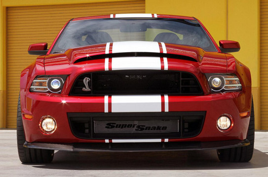 Shelby GT500 Super Snake 1 at Official: 2013 Shelby GT500 Super Snake