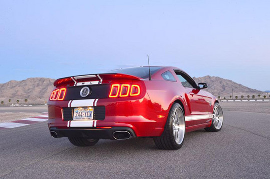 Shelby GT500 Super Snake 3 at Official: 2013 Shelby GT500 Super Snake