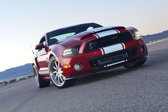 Shelby GT500 Super Snake 4 at Official: 2013 Shelby GT500 Super Snake