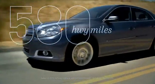 State of Mind Malibu at 2013 Chevy Malibu ECO State of Mind Commercial