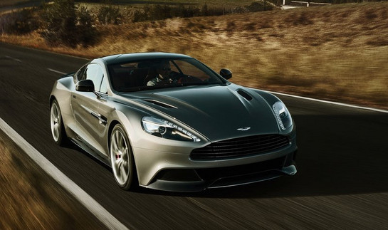 VanQ 1 at Listen To The Aston Martin Vanquish Make Some Noise