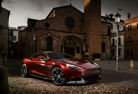 VanQ 3 at Listen To The Aston Martin Vanquish Make Some Noise