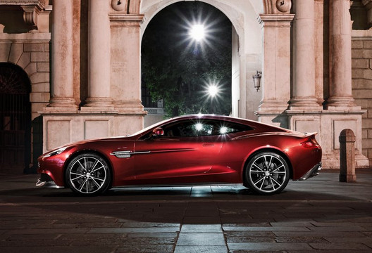 VanQ 4 at Listen To The Aston Martin Vanquish Make Some Noise
