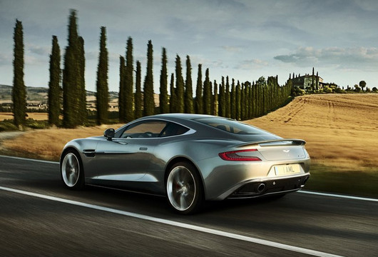 VanQ 5 at Listen To The Aston Martin Vanquish Make Some Noise