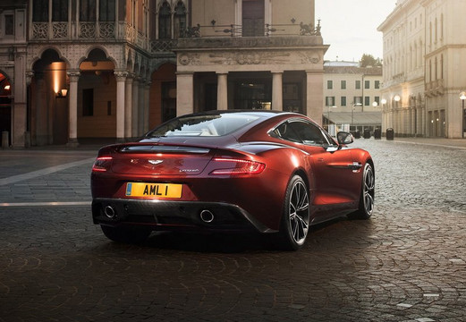 VanQ 6 at Listen To The Aston Martin Vanquish Make Some Noise