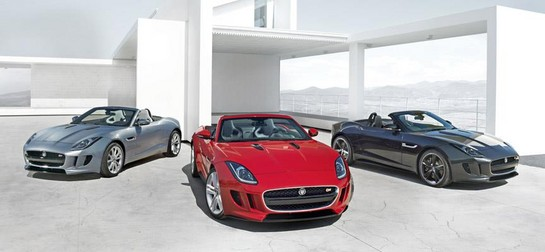 jaguar f type full at Jaguar F Type at Nardo and Nurburgring   Videos