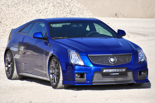 Cadillac CTS V Coupe by Geiger 1 at Cadillac CTS V Coupe by Geiger