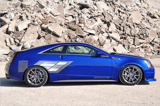 Cadillac CTS V Coupe by Geiger 2 at Cadillac CTS V Coupe by Geiger