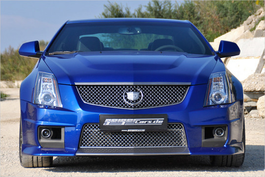 Cadillac CTS V Coupe by Geiger 3 1 at Cadillac CTS V Coupe by Geiger