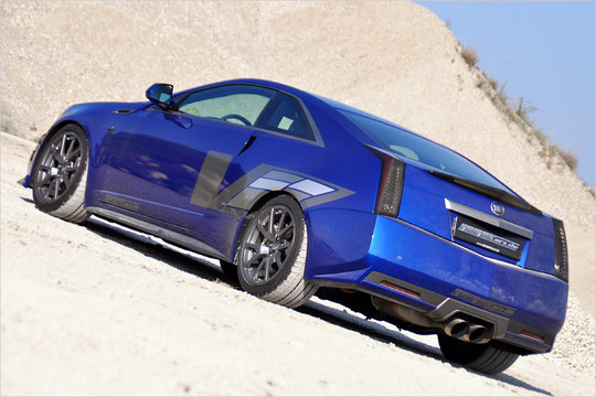 Cadillac CTS V Coupe by Geiger 3 at Cadillac CTS V Coupe by Geiger