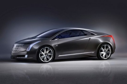 ELR caddy at Cadillac ELR Confirmed For Production