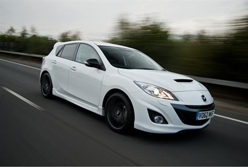 Mazda3 MPS Upgraded For 2013 Mazda3 MPS 1