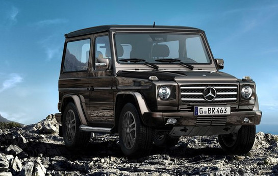 mercedes developing mini g class for 2015. Black Bedroom Furniture Sets. Home Design Ideas