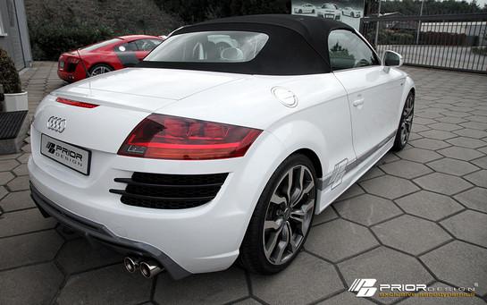 Prior Design Audi Tt Convertible