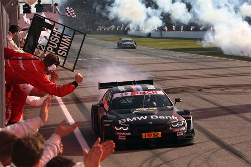 bmw dtm 1 at BMW Wins 2012 DTM Championship