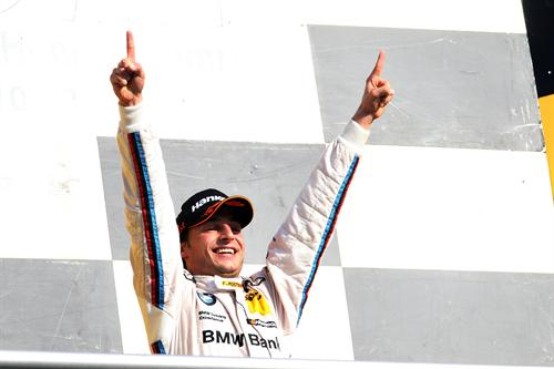 bmw dtm 3 at BMW Wins 2012 DTM Championship