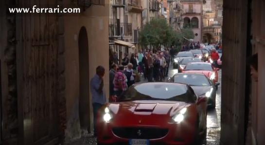 Ferrari Heaven at Targa Florio 2012 ferrari targa florio