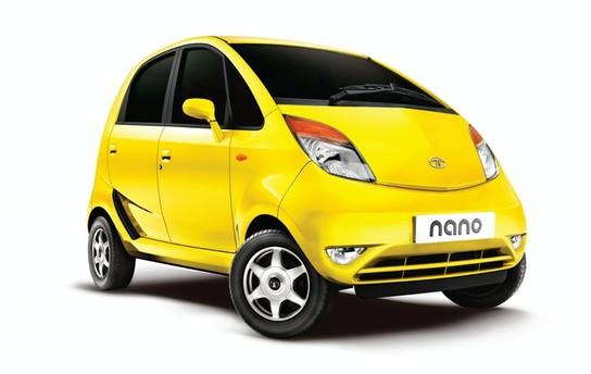 Tata Nano To Be Redesigned For U.S. nano tata