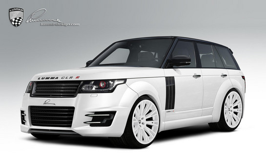 2013 Range Rover by Lumma 11 at 2013 Range Rover by Lumma   Preview