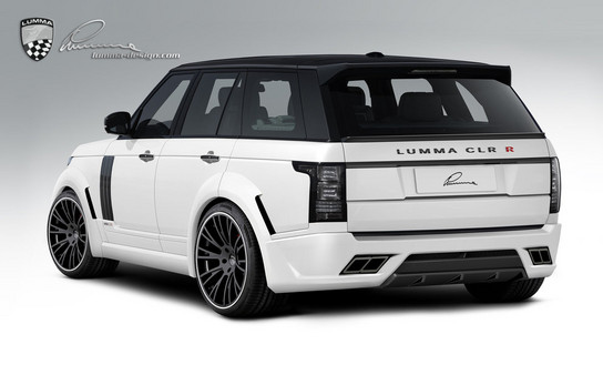 2013 Range Rover by Lumma 2 at 2013 Range Rover by Lumma   Preview