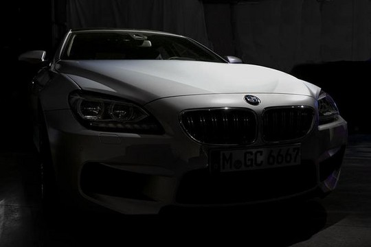 BMW M6 Gran Coupe 11 at BMW M6 Gran Coupe Official Teaser Shots Released