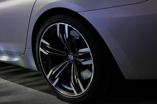 BMW M6 Gran Coupe 61 at BMW M6 Gran Coupe Official Teaser Shots Released