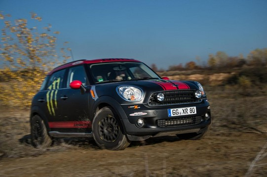 Countryman For Dakar Rally 2013 2 at X Raid MINI Countryman For Dakar Rally 2013