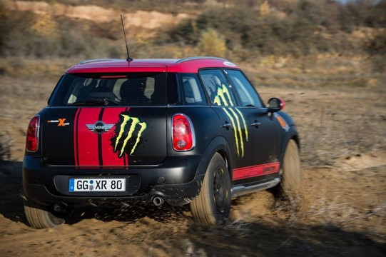 Countryman For Dakar Rally 2013 3 at X Raid MINI Countryman For Dakar Rally 2013