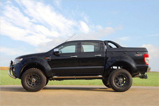 Ford Ranger Kentros 2 at Ford Ranger Kentros by Delta 4x4